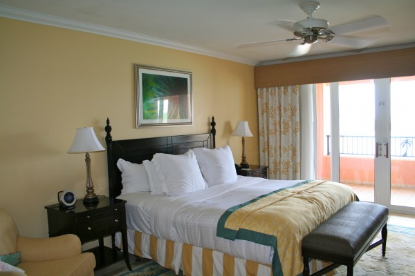Oceanview Suite at the Ritz Carlton St. Thomas