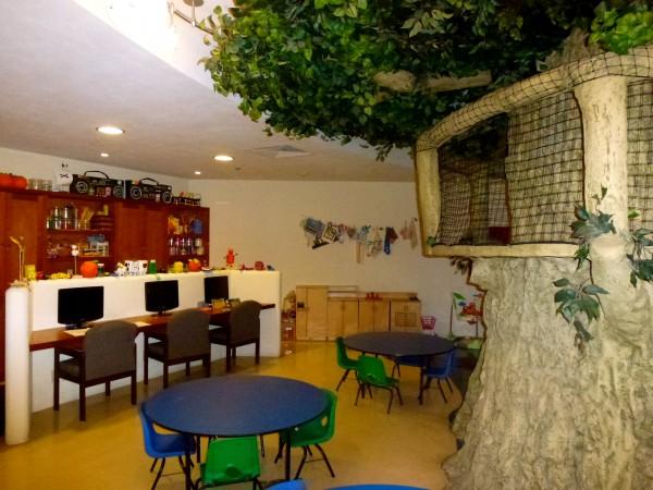 Inside the Kids For All Seasons at Four Seasons Punta Mita