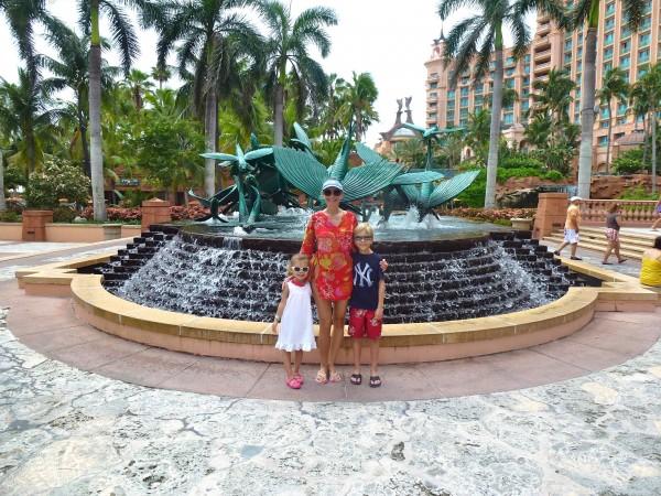 Exploring the grounds of Atlantis