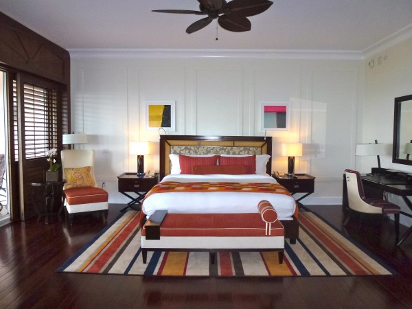 Suite in the Crescent Wing at One & Only Ocean Club