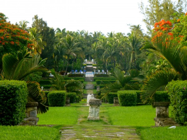 Gardens at One & Only Ocean Club