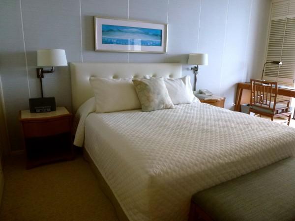 My Oceanview Room at Halekulani