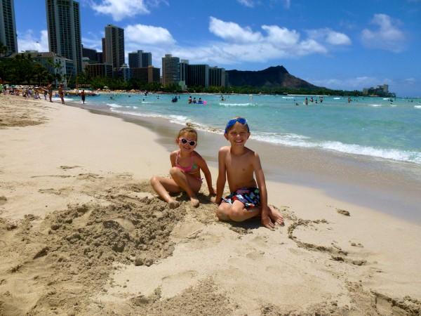 Scenes from Hawaii