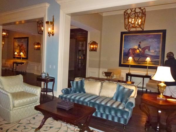 Lobby at Salamander Resort & Spa
