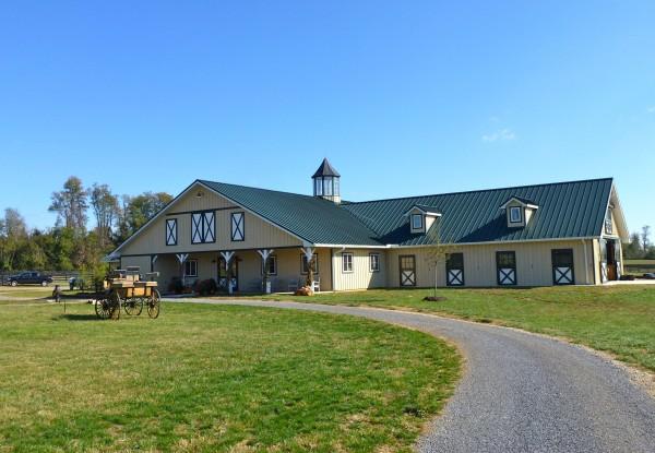 Equestrian Center at Salamander Resort and Spa