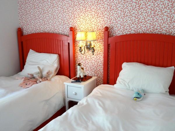Children's bedroom at Tranquility Bay Resort