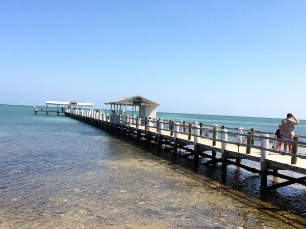 Cheeca Lodge dock