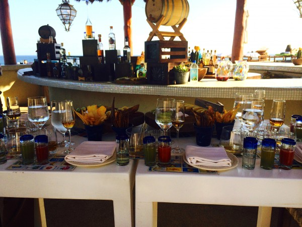 tequila tasting Cabo San Lucas