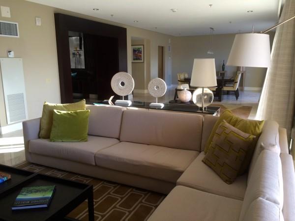 Ritz-Carlton Suite at the Ritz-Carlton Aruba