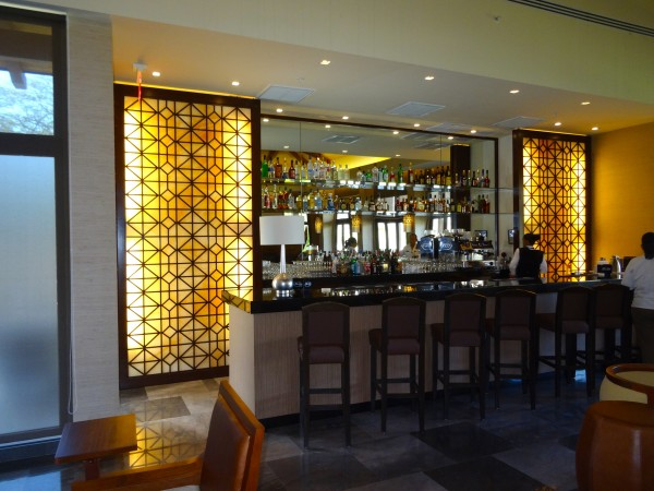 Preferred Club Lounge bar at Dreams Las Mareas