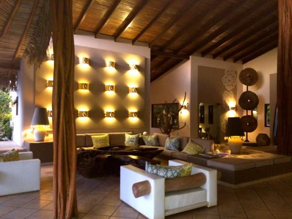 Lobby at Cala Luna
