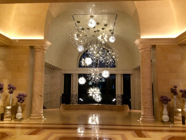 Four Seasons Orlando lobby