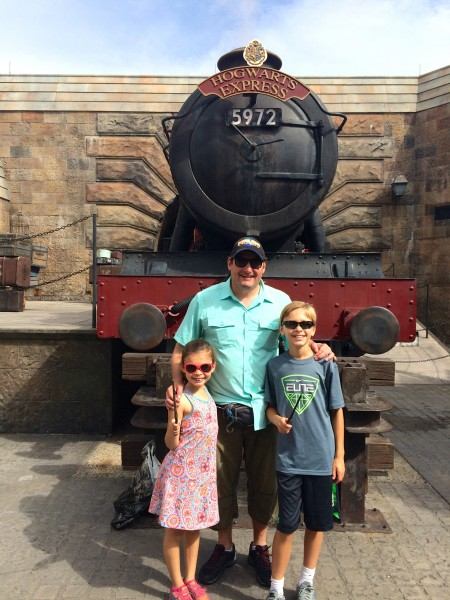 Hogwarts Express with our private guide