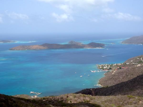 British Virgin Islands views