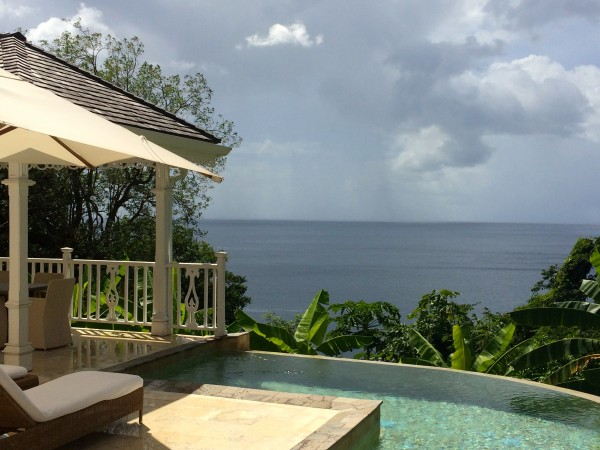 Superior Luxury Villa plunge pool