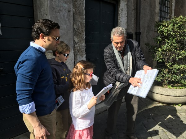 Learning about Roman mythology with our private guide