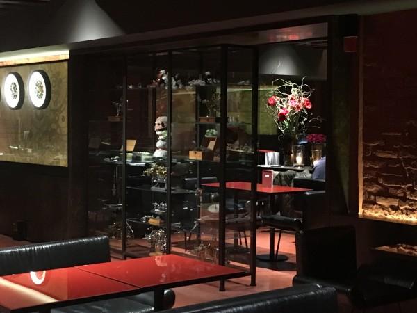 Hotel L'Orologio's lobby