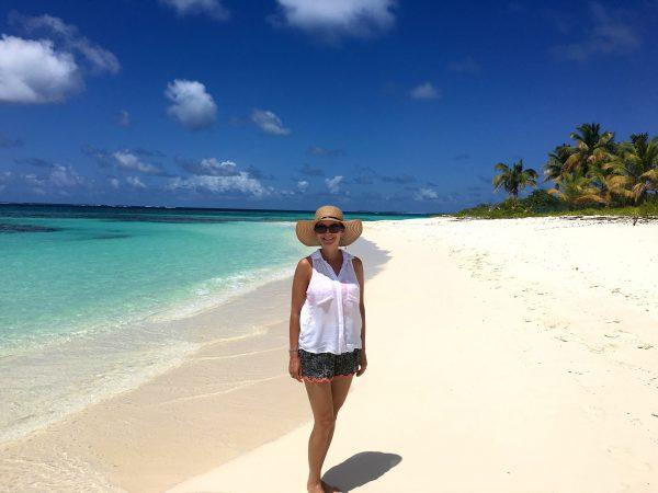 Shoal Bay on the Caribbean island of Anguilla