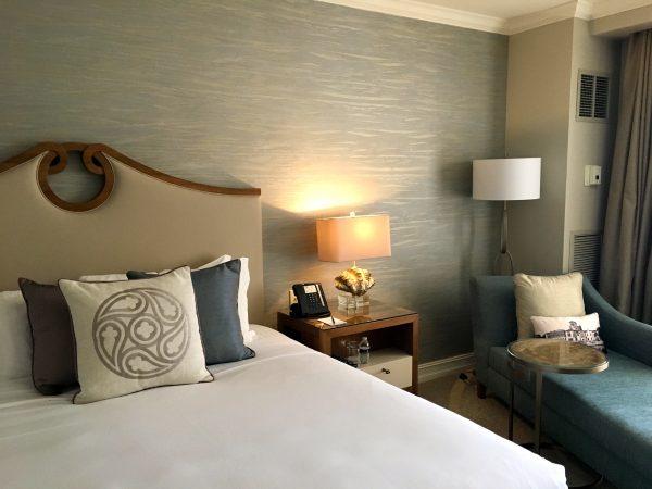 Ritz Carlton Sarasota room