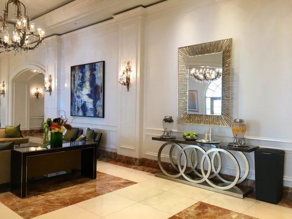 Lobby, Ritz Sarasota