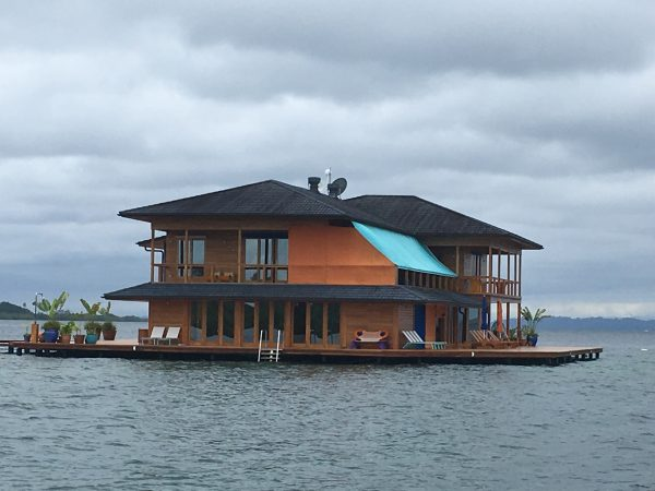 The villa called Sweet Bocas