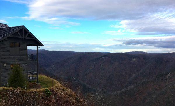 Primland mountain cottage