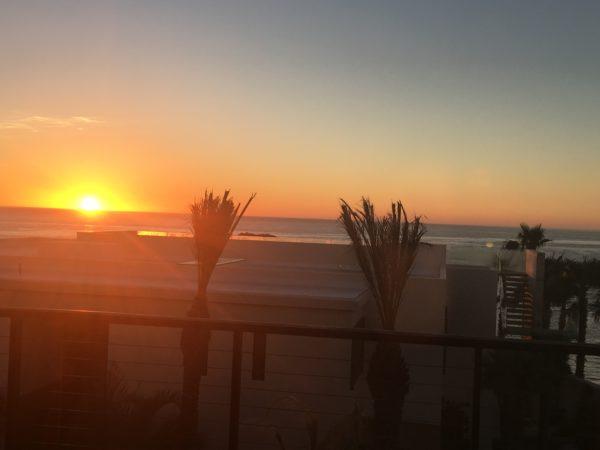 Sunrise at Chileno Bay