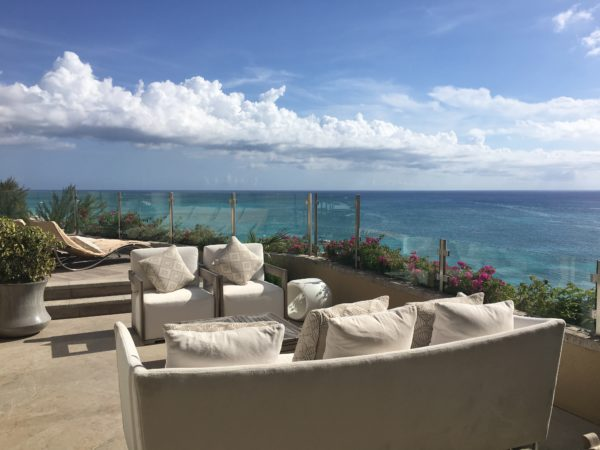 Ritz Carlton Grand Cayman Presidential Suite
