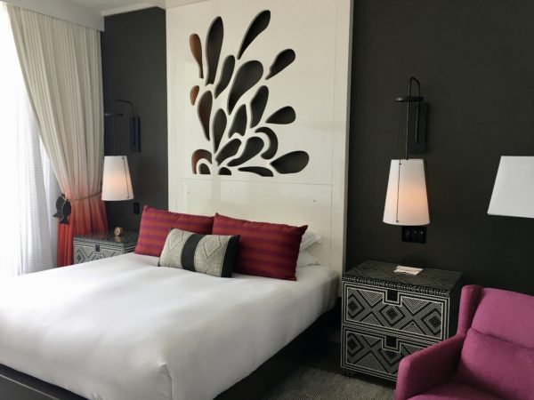 Kimpton Seafire room decor