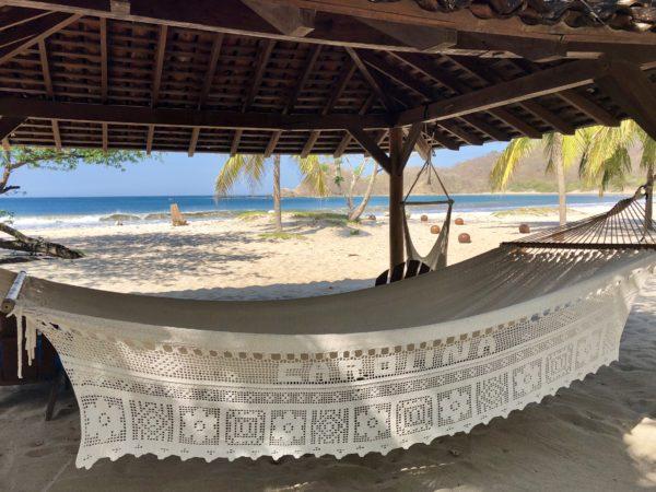 Occital Beach at Morgan's Rock, Nicaragua