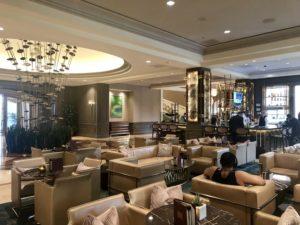 Four Seasons Las Vegas lobby