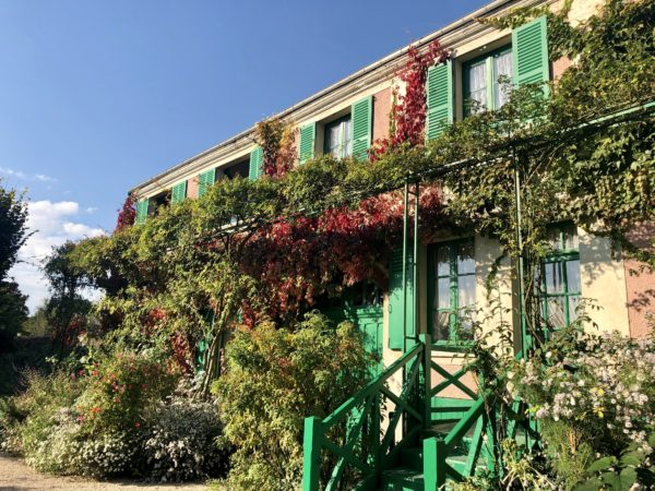 The home of Money at Giverny