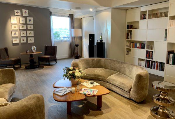 VIP Lounge, Galeries de Lafayette