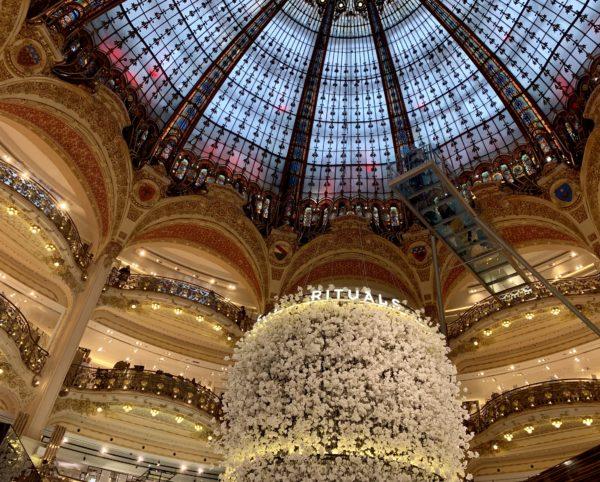 Galeries de Lafayette, Paris